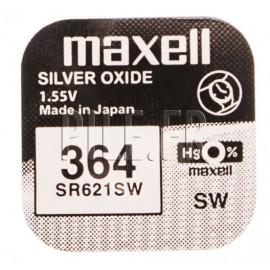 Pile 364 Maxell SR621SW