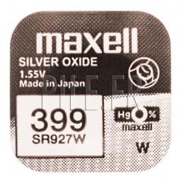 Pile 399 / SR927W Maxell