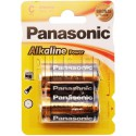 Pile LR14 C Panasonic Alcaline Power