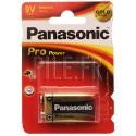 Pile 6LR61 9V Panasonic Pro Power