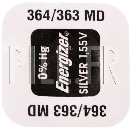 Pile 364 Energizer SR621SW