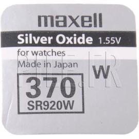 Pile 370 SR920W Maxell