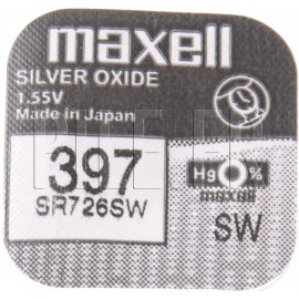 Pile 397 SR726SW Maxell