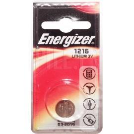 Pile CR1216 Energizer 3 volts lithium