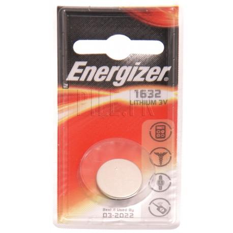 Pile CR1632 Energizer