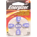 Piles auditives 675 Energizer