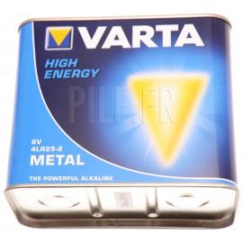 Pile 4LR25-2 Varta Alcaline 6v