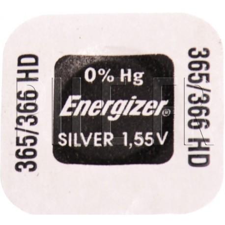 Pile 365 / 366 / SR1116W Energizer