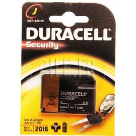 Pile DURACELL 4LR61 / 7K67 J / J7K67