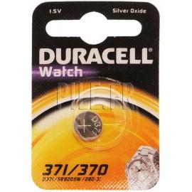 Pile D 371 / 370 SR69 Duracell