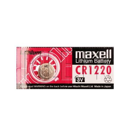 Pile CR1220 Maxell