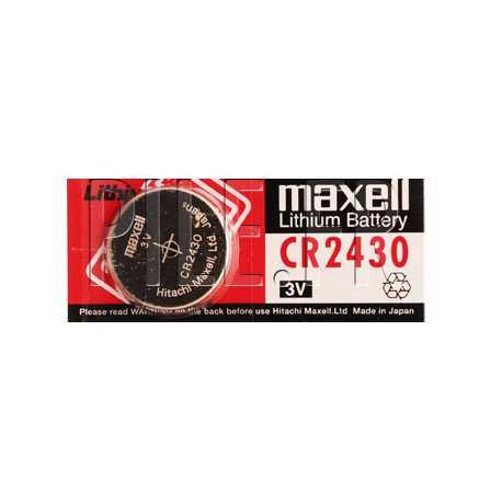 Pile CR2430 Maxell