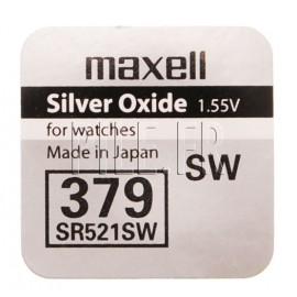 Pile 379 / SR521SW Maxell