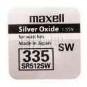 Pile 335 / SR512SW Maxell