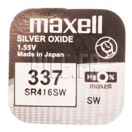 Pile 337 / SR416SW Maxell