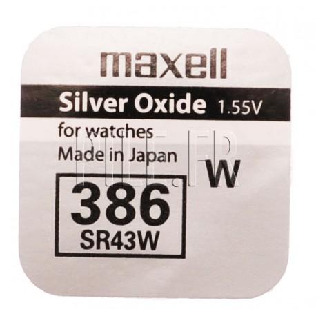 Pile 386 / SR43W Maxell