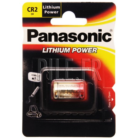 Pile CR2 Panasonic