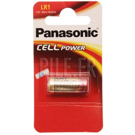 Pile LR1 Lady Panasonic
