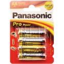 Pile LR6 AA Panasonic Pro Power