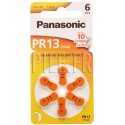 Piles auditives PR13 Panasonic
