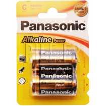 Pile LR14 C Panasonic Alcaline Power