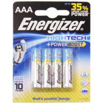 Piles LR03 AAA Energizer Eco Advanced