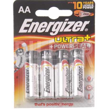 Piles LR6 AA Energizer Max