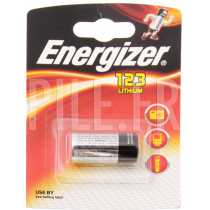 Pile CR123 A Energizer