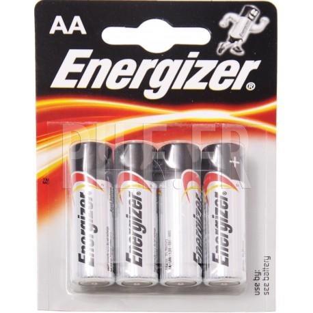 Piles LR6 AA AM3 Energizer Alcaline Power