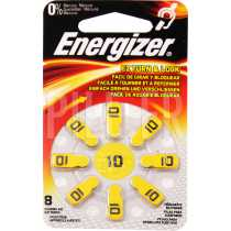 Piles auditives 10 Energizer