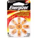 Piles auditives 13 Energizer