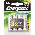 Piles LR6 AA Energizer 2000mAh Power Plus