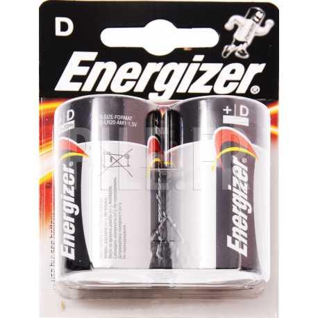Piles LR20 Energizer Max