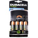 Chargeur pile 5 minutes + 4xLR6 Duracell