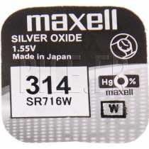 Pile 314 Maxell
