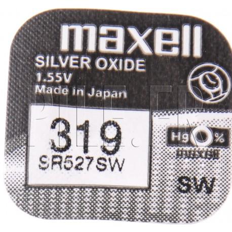 Pile 319 SR527SW Maxell