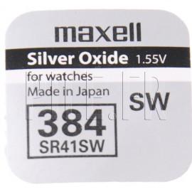 Pile 384 Maxell