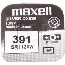 Pile 391 Maxell
