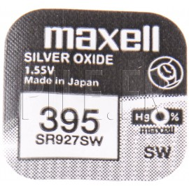 Pile 395 Maxell