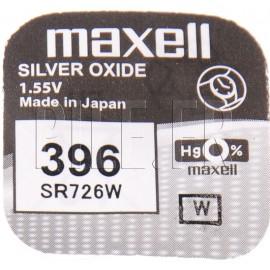 Pile 396 SR726W Maxell