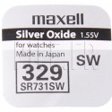 Pile 329 SR731SW Maxell