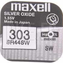 Pile 303 SR44SW Maxell