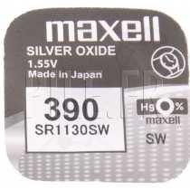 Pile 390 SR1130SW Maxell