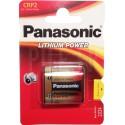 Pile CRP2 Panasonic lithium 6 volts