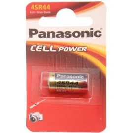 Pile 4SR44 Panasonic 6,2 Volts