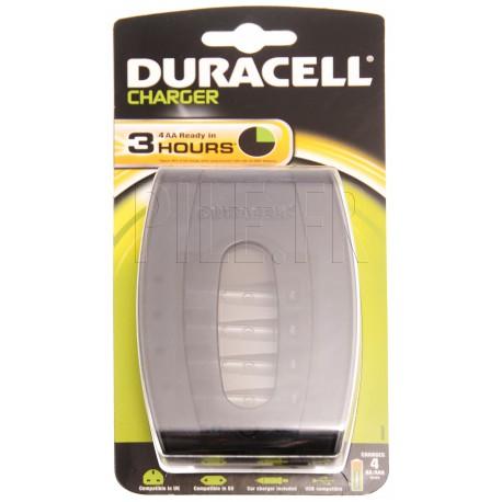 Chargeur de voyage Duracell