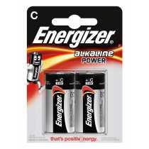 Piles LR14 C Energizer Alcaline Power