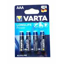 Piles AAA LR03 Varta LongLife Power