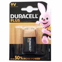 Pile 9V Duracell Plus