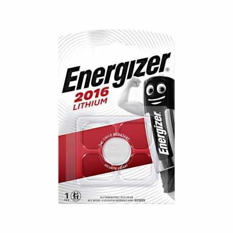 Pile CR2016 Energizer